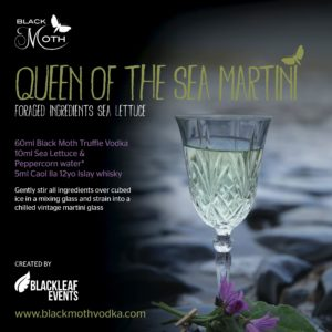 Queen of the Sea Martini Recipe