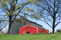 The Jim Beam Distillery on the Kentucky Bourbon Trail